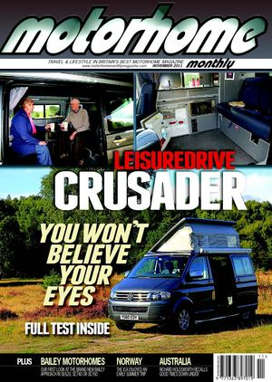 November 2011 Motorhome Monthly