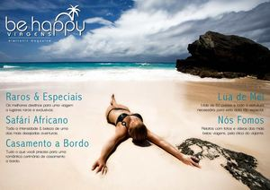 Revista be happy