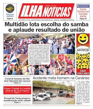 b127e87c6e2 Calaméo - Jornal Ilha Notícias - Edição 1542 - 21 10 2011