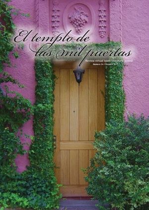 Calamo N 24 De El Templo De Las Mil Puertas Revista De