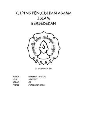 Calameo Kliping Pendidikan Agama Islam
