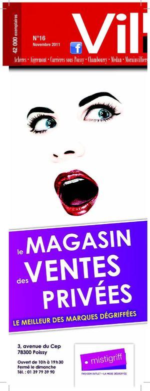 Calaméo -   16 magazine gratuit Villemag vos infos locales novembre 2011 7ba06a1909c