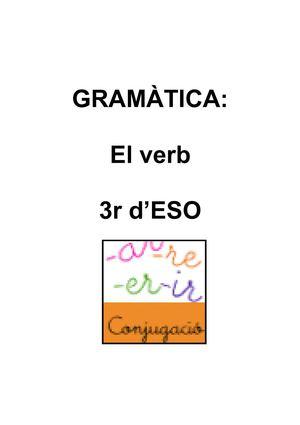 Calaméo - Els verbs catalans.