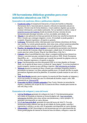 Calaméo - Herramientas web 2.0