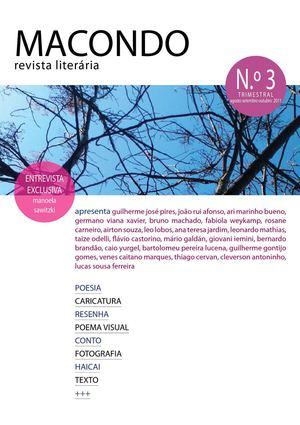 Calaméo Revista Literária Macondo 3
