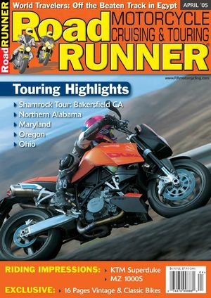 Calamo roadrunner magazine marchapril 2005 roadrunner magazine marchapril 2005 fandeluxe Gallery