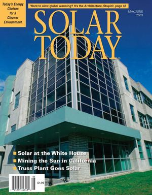 Solar Today May/June 2003
