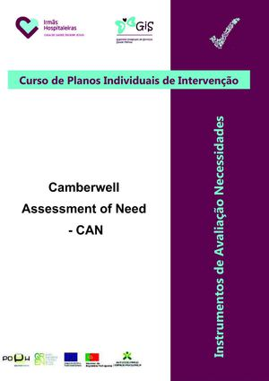 02_CAN R 2.0_Camberwell Assessment of Need_Informação