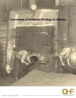 Industrial heritage 2011 report