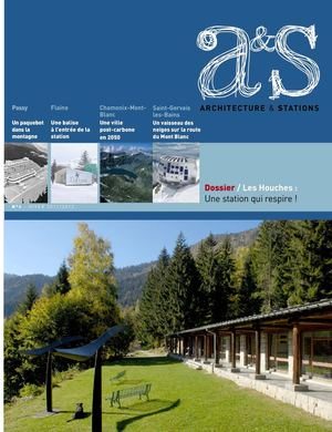 Magazine a&s architecture et stations N°4