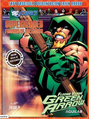 Fascículo Green Arrow