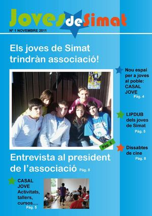 Revista Joves de Simat