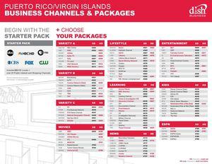 Dish Network Channels Virgin Islands