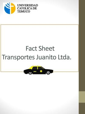 Fact sheet Transportes Juanito.Ltda 2