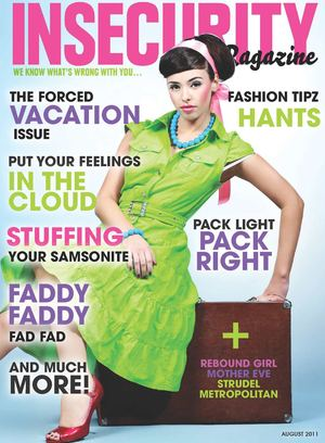 INSECURITY RAGAZINE ISSUE 10