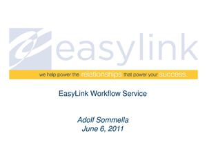 Workflow-Service-Training-ASommella-062011
