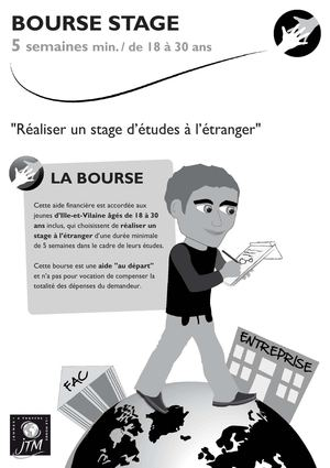 Bourse Stage