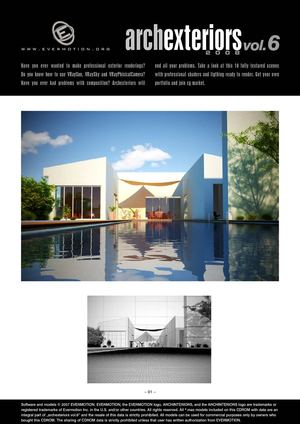 EVERMOTION ARCHEXTERIORS VOL.06