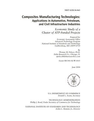 Composites Manufacturing Technologies