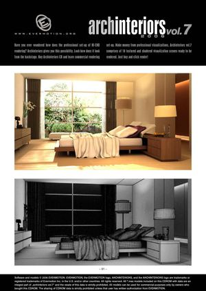 EVERMOTION ARCHINTERIORS VOL.07
