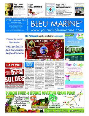 Calaméo Journal Bleu Marine N178 Décembre 2011