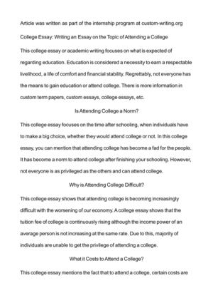 General Quotes For Essays  Third Person Narrative Essay also Example Of Essay Plan Calamo  College Essay Writing An Essay On The Topic Of  Racism In America Essay
