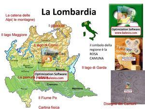 La Cartina Fisica Della Lombardia.Calameo Lombardia Con Le Risposte Definitif