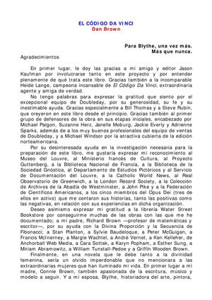 Calaméo - EL CÓDIGO DA VINCI