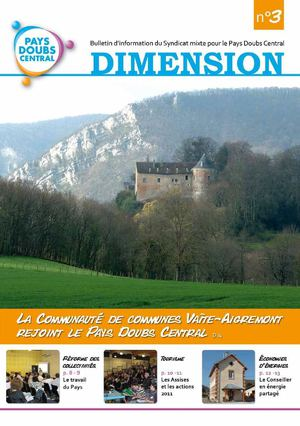 Magazine Dimension 2011