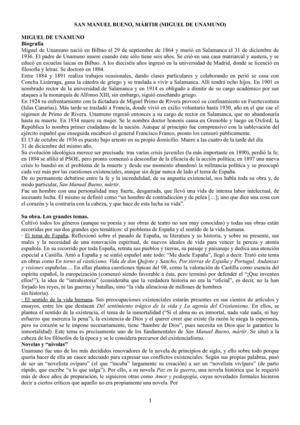 Calameo Apuntes San Manuel Bueno Martir