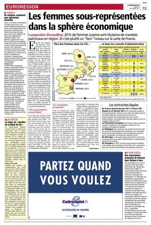 PARITE ECONOMIQUE INDEPENDANT 13 DEC 2011