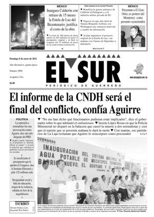 Calaméo - El Sur 8 de enero de 2012 fd54a6a846d