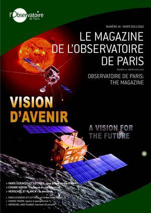 Magazine de l'Observatoire de Paris n°14