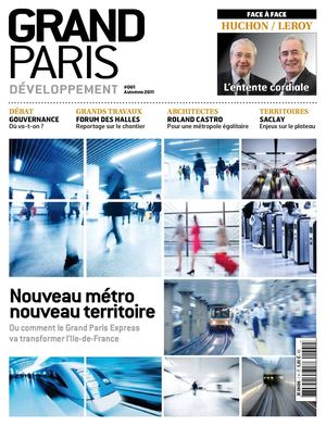 GRAND PARIS DEVELOPPEMENT MAGAZINE