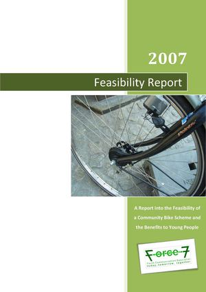 Feasibility of a Community Bike Scheme