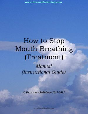 How To Prevent Mouth Breathing: Mouth Breathing Treatment solution