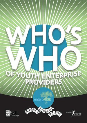 Who's Who Guide of Youth Enterprise Providers
