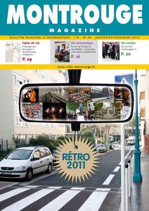 Montrouge Magzine n°96