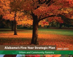 Alabama's Five-Year Strategic Plan 2007-11