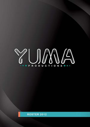ROSTER 2012 YUMA PRODUCTIONS