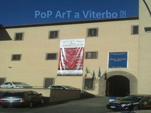 Pop art a Viterbo!!