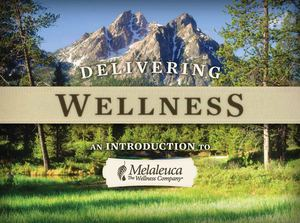 Delivering Wellness...