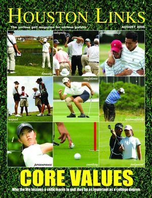 Golf's Core Values