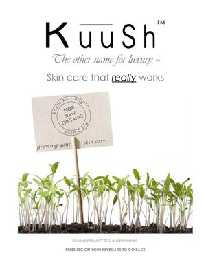 KuuSh Guide 2012