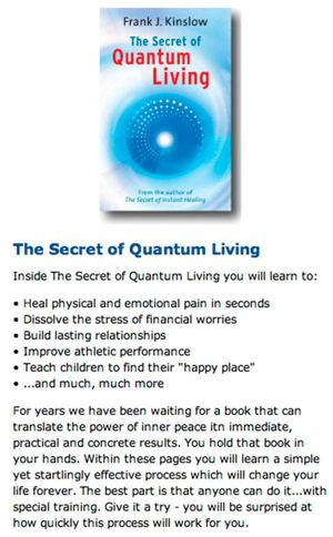 The secret of quantum living Franck Kinslow.pdf