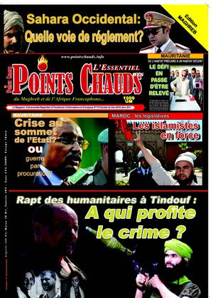 Points Chauds Magazine
