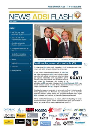 News ADSI Flash nº 323