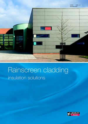 Marley-Eternit - Rainscreen cladding