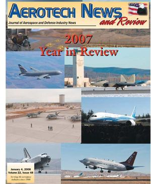 Aerotech News & Review Jan 4, 2008