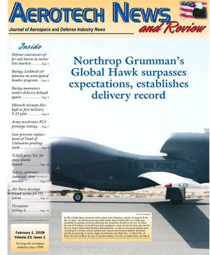 Aerotech News & Review Feb 1, 2008